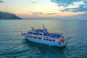Wave Music Boat: Till Von Sein, Nice7, Greeko, Sailor & I