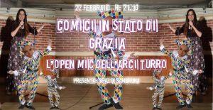 Comici in Stato Di Grazia (l'open mic dell'Arci Turro)