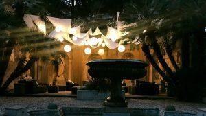 Gatsby Garden Lounge
