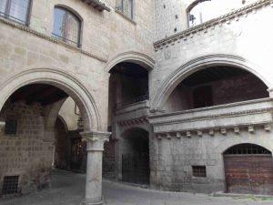 il centro storico di Viterbo (2)