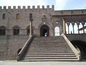 il palazzo dei Papi di Viterbo (1)