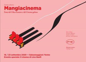 Mangiacinema e Mangiamusica 2020: è qui la Festa
