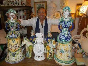 ceramiche di Giuseppe Fasano