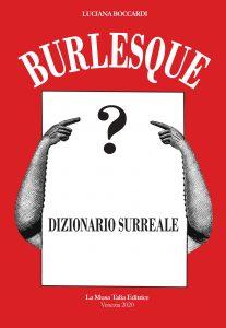 Cover Burlesque - Dizionario Surreale