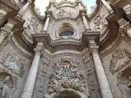 foto piccola portale Cattedrale Valencia