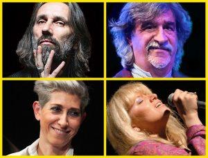 Con Godano, Mirò, Guaitamacchi e Boschetti si inaugura la sesta edizione di Mangiamusica a Fidenza